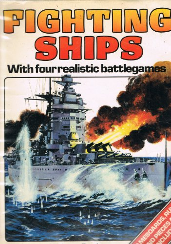 Fighting Ships By Andrew McNeil