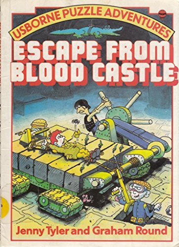 Escape from Blood Castle by Jenny Tyler