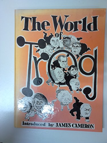 """World of """"Trog"""" By Wally Fawkes"""