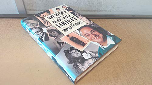 ROY HUDD'S BOOK OF MUSIC HALL, By Roy Hudd