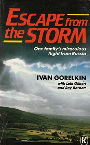 Escape from the Storm By Ivan Gorelkin