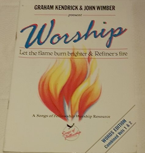 Worship Song Book by Unknown Author