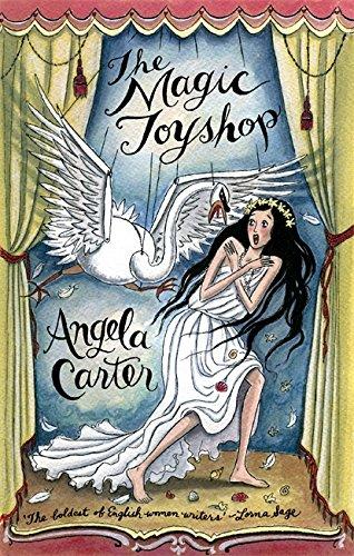 The Magic Toyshop By Angela Carter