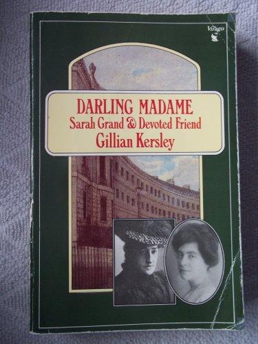 Darling Madame By Gillian Kersley