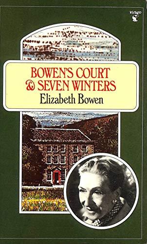 Bowen's Court By Elizabeth Bowen