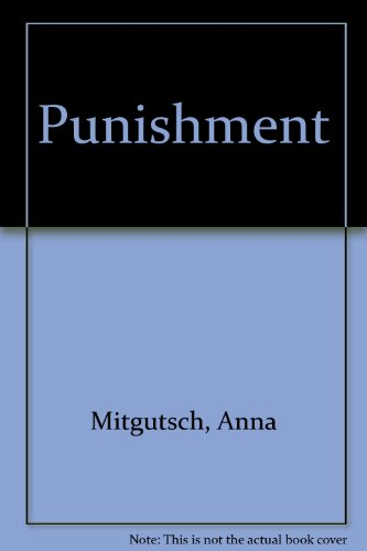 Punishment By Anna Mitgutsch