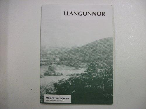 Llangunnor =: Llangynnwr By Francis Jones