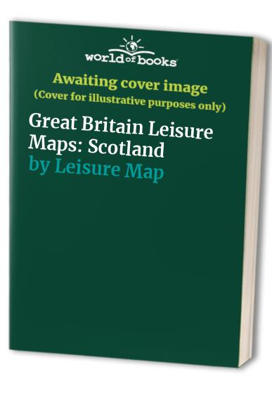 Great Britain Leisure Maps By Leisure Map