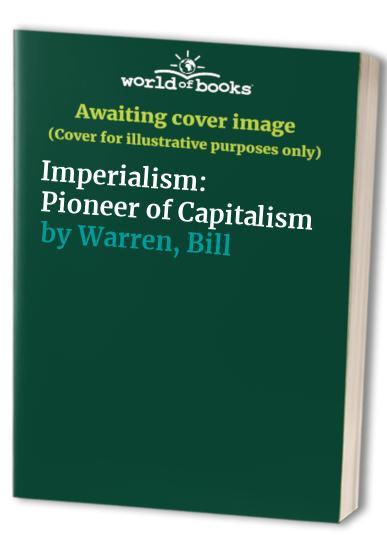 Imperialism By Bill Warren