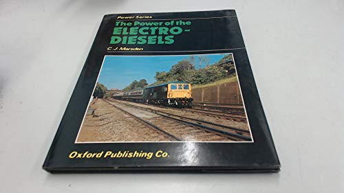 Power of the Electrodiesels By Colin J. Marsden