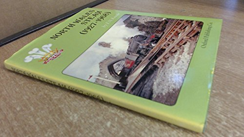 North Wales Steam, 1927-68 by Kneale, E.N. Hardback Book The Cheap Fast Free