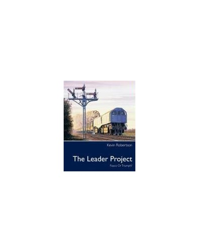 The Leader Project By Kevin  Robertson