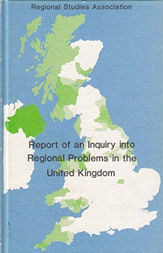 Inquiry into Regional Problems in the United Kingdom by P.J. Damesick