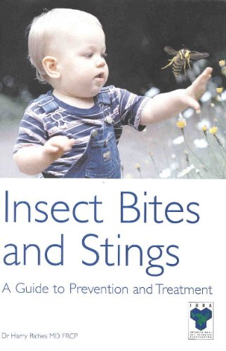Insect Bites and Stings By H.R.C. Riches