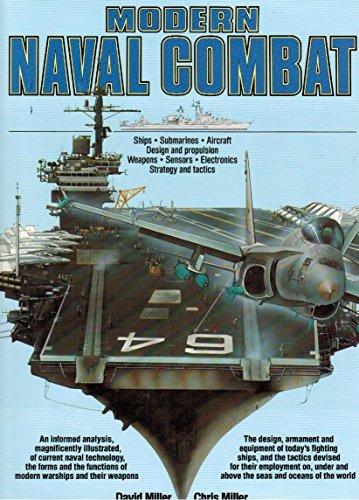 Modern Naval Combat By D.M.O. Miller