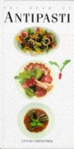BOOK OF ANTIPASTI By Lyn Rutherford