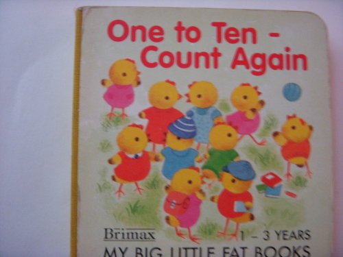 One to Ten By Ann Ricketts