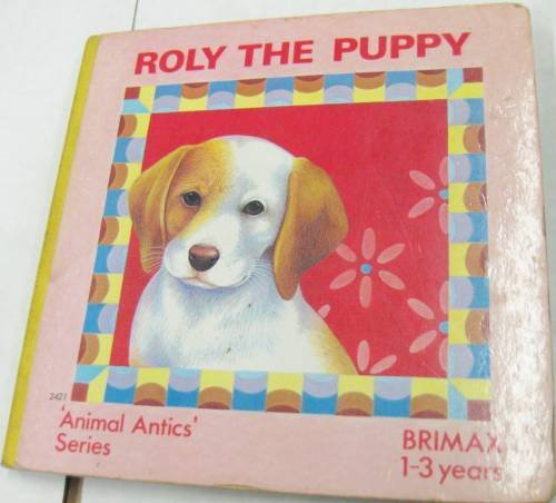 Roly the Puppy By Sue Camm