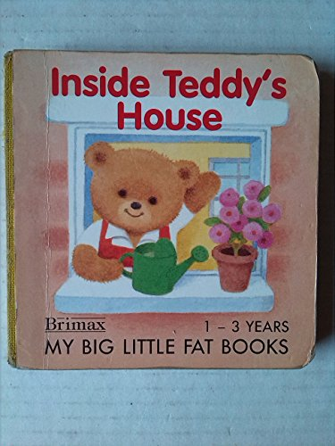 Inside Teddy's House By Ann Ricketts
