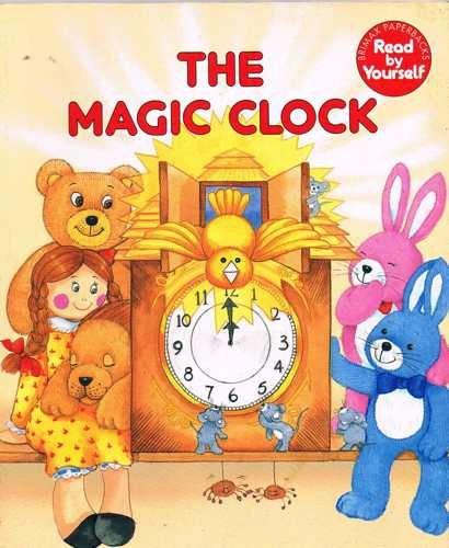 The Magic Clock By Diane Jackman