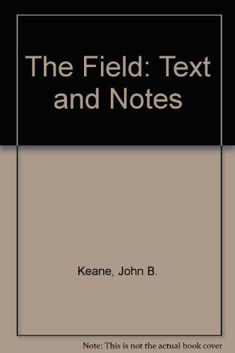 The Field By John B. Keane
