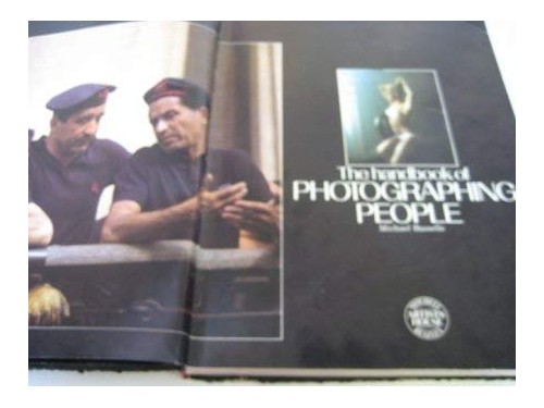 Handbook of Photographing People By Michael Busselle