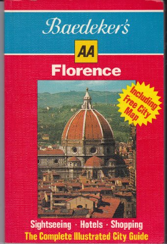 Baedeker's Florence (AA Baedeker's) By Linda Fischer