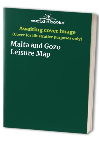 Malta and Gozo Leisure Map by