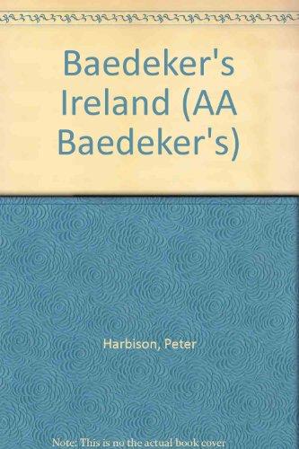 Baedeker's Ireland By Peter Harbison