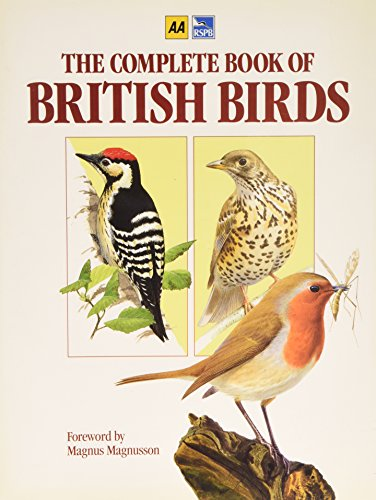 The Complete Book of British Birds by