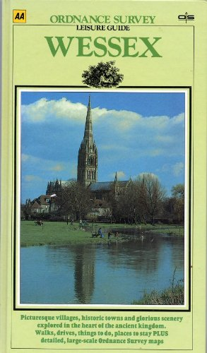 Wessex (Ordnance Survey/AA Leisure Guides)