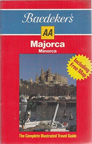 Baedeker's Majorca and Minorca By Peter M. Nahm