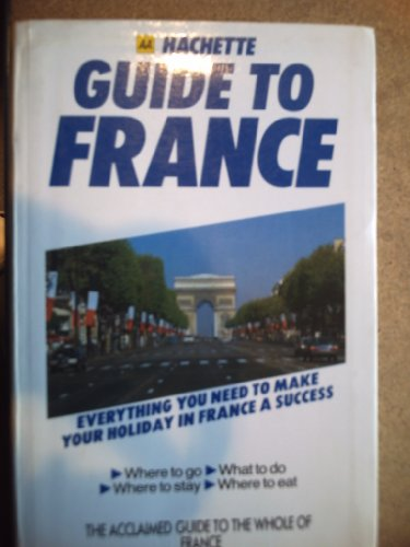 Guide to France By Automobile AssociationHachette