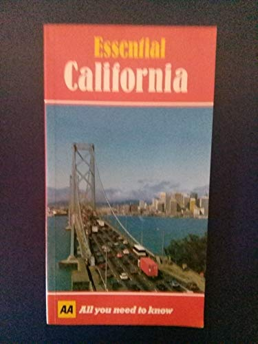 Essential California By Carole Chester