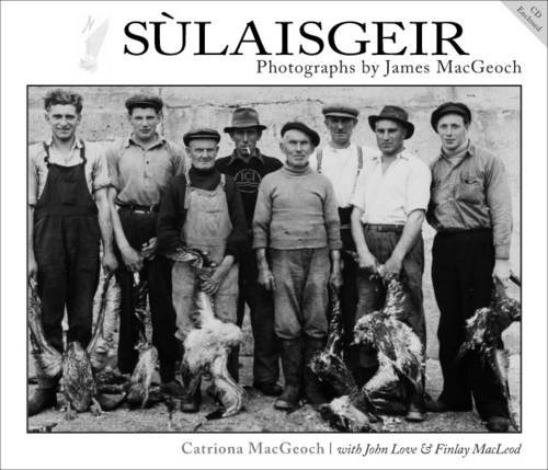 Sulaisgeir By Catriona MacGeoch