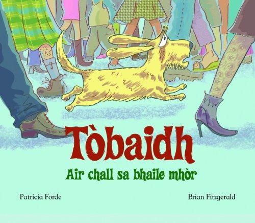 Tobaidh Air Chall Sa Bhaile Mhor By Patricia Forde