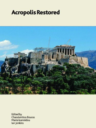 Acropolis Restored By Charalampos Bouras