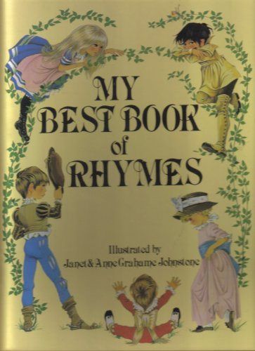 My Best Book of Rhymes By J. Johnstone