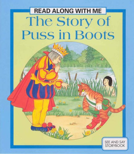 Puss in Boots By Suzy-Jane Tanner