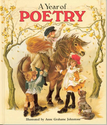 A Year of Poetry By Anne Grahame Johnstone