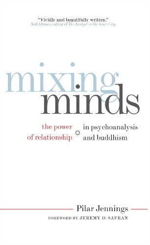 Mixing Minds By Pilar Jennings