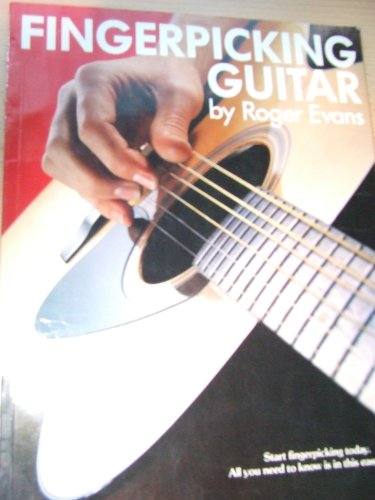 Fingerpicking Guitar By Roger Evans