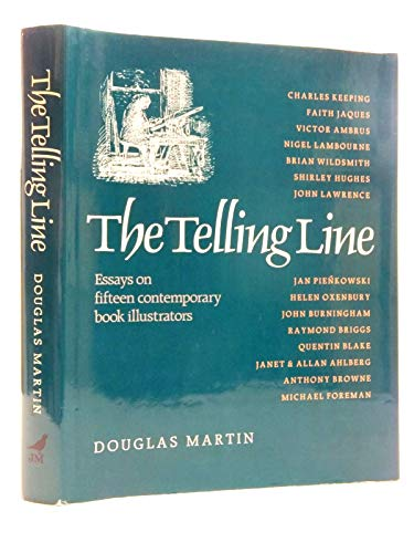 The Telling Line By Douglas Martin