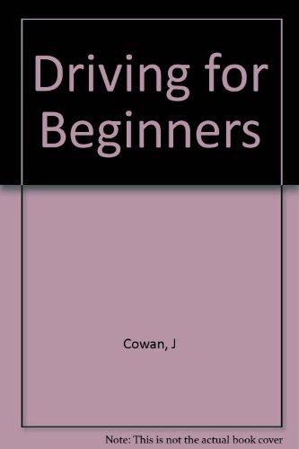 Driving for Beginners By Ivan Ellis