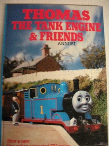Thomas the Tank Engine and Friends Annual 1985 By Christopher Awdry