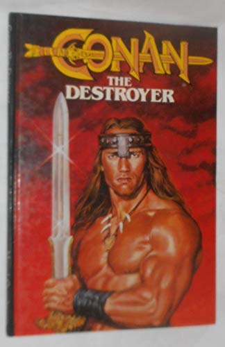 Conan the Destroyer Part 1 and Part 2 By Michael Fleisher (  ) Larry Hama (  ) and Others
