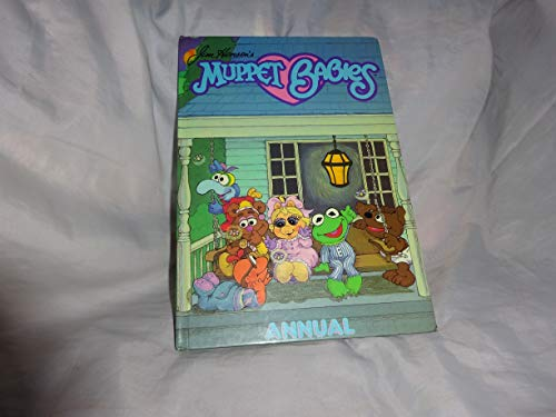 Jim Henson's Muppet Babies Annual.1989 edition by Unknown Author