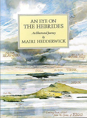 An Eye On The Hebrides By Mairi Hedderwick