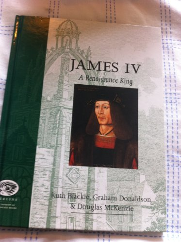 James IV By Ruth Blackie