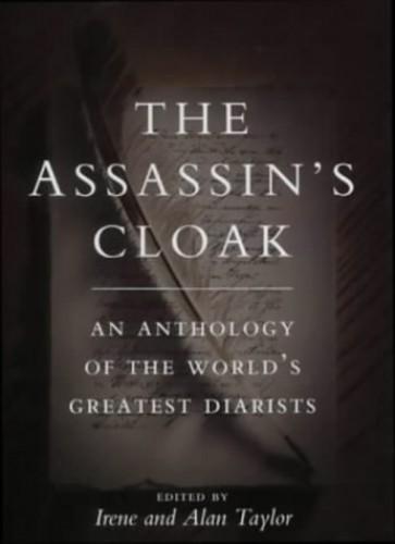 The Assassin's Cloak von Alan Taylor